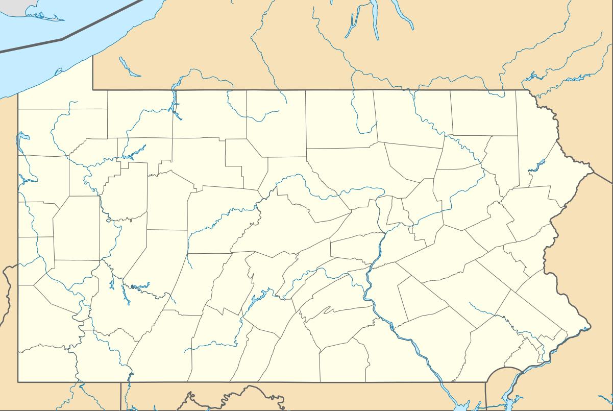 Datei:USA Pennsylvania location map.png – HuskyWiki